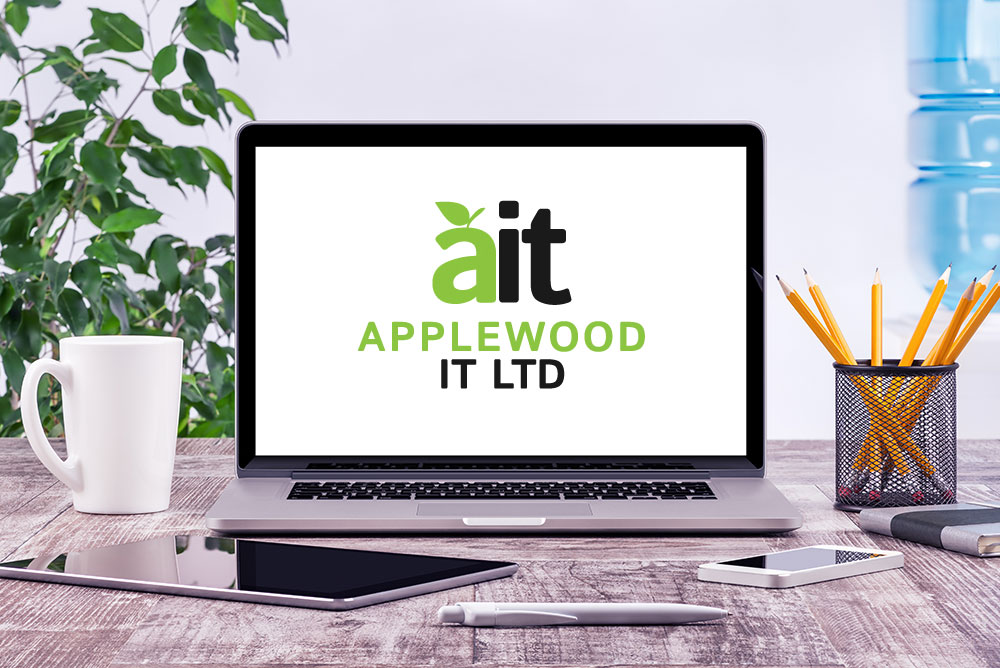 Applewood IT, laptop, IT solutions, workplace